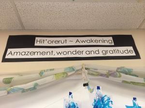 Awakening Amazement